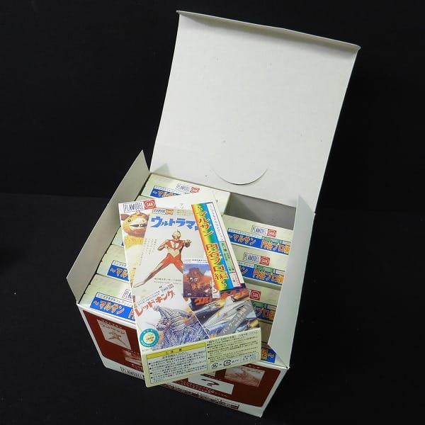 マルサン 復刻 円谷プロ編 BOX!! ウルトラマン 他