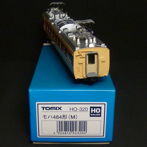 TOMIX HO-320 モハ484形 (M) 485系 特急電車 / 鉄道模型