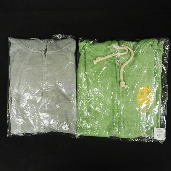 竹達彩奈 パーカー 2種 L XL / Colore Serenata