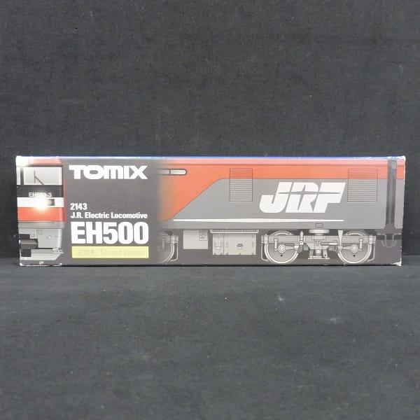TOMIX Nゲージ 2143 JR EH500形 電気機関車 2次形