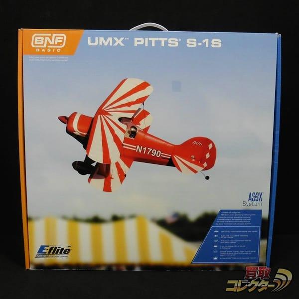 E-flite UMX PITTS S-1S BNF Basic / ピッツ RC飛行機