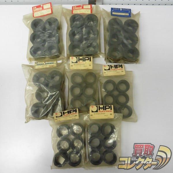 ラジコン用 タイヤ まとめ / HPI カワダ 1/12 リア フロント