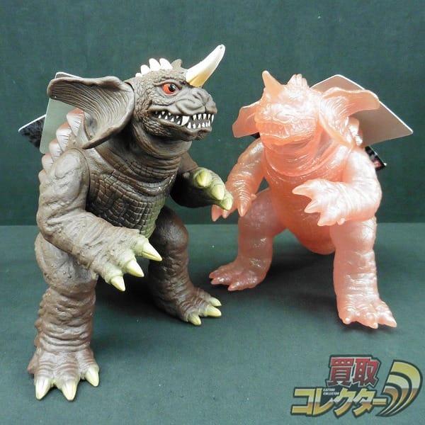 ムービーモンスターシリーズ バラゴン 2002 2種 / 限定 タグ付き