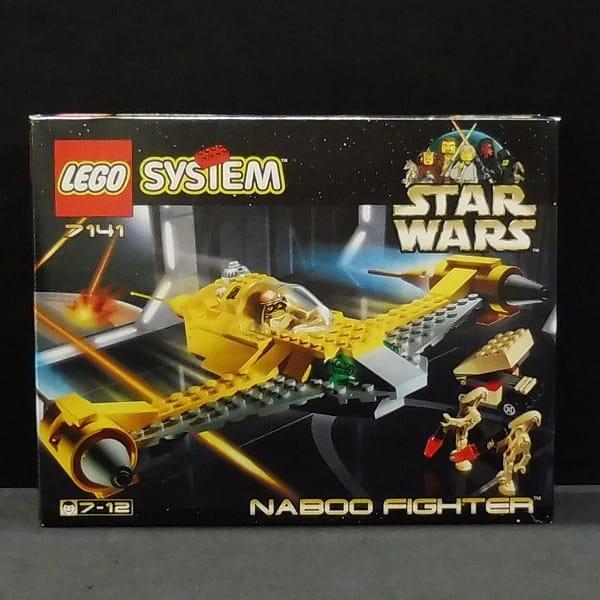 LEGO SYSTEM 7141 STARWARS ナブーファイター /ブロック
