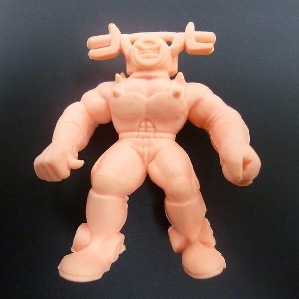 キン消し 募集超人 応募超人 バイオレンスマン 肌色