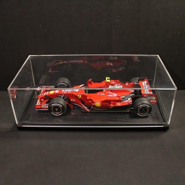 アマルガム 1/8 フェラーリ 2007 イギリスGP マルボロ