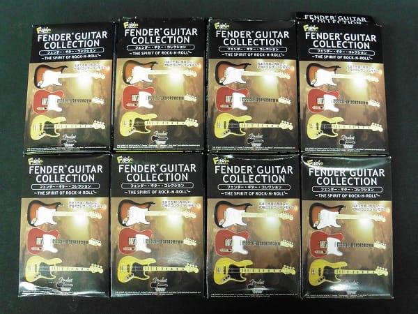 F-toys Fender フェンダーギターコレクション まとめ