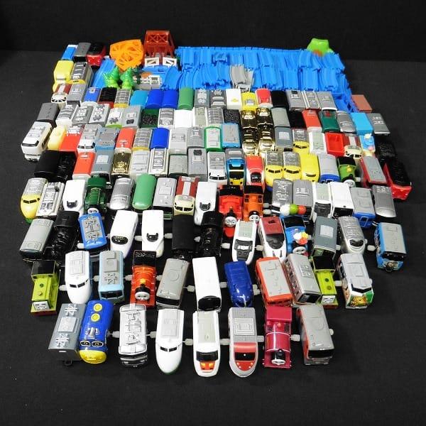 鉄道おもちゃ カプセル プラレール 線路 鉄橋 等