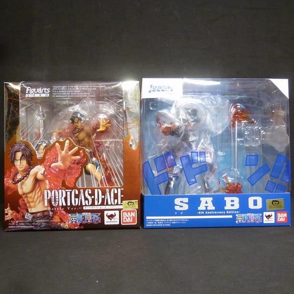 Figuarts ZERO エース Battle Ver サボ 5th Anniversary