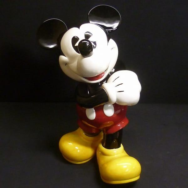 エネスコ ENESCO ミッキーマウス オルゴール 陶器製