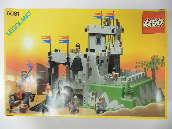 LEGO LAND お城シリーズ No. 6081 ゆうれい城 /ブロック