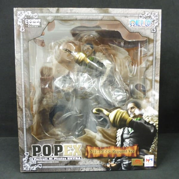 ONE PIECE P.O.P EX クロコダイル Repaint Ver.