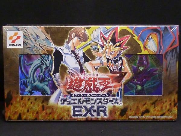 遊戯王 デュエルモンスターズ EX-R VHSビデオ付