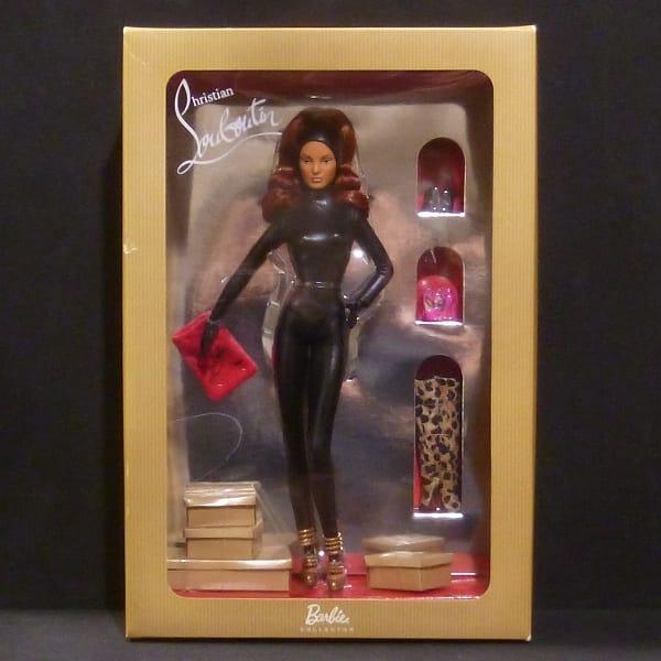 Barbie 人形 キャットバーグラー クリスチャンルブタン
