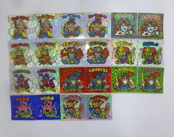 ビックリマン BMセレクション 1期 ネット レアロゴ 22種