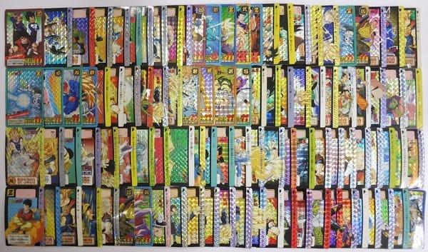 ドラゴンボール カードダス 本弾 スーパーバトル 大量