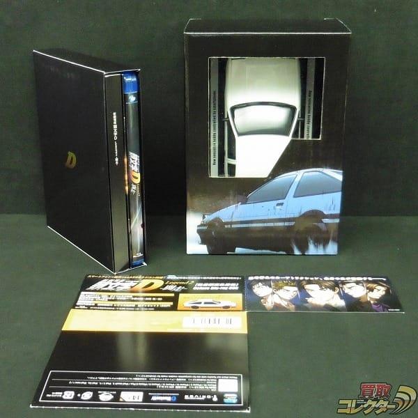 数量限定生産盤 新劇場版 頭文字D Legend2 闘走 Blu-ray BOX
