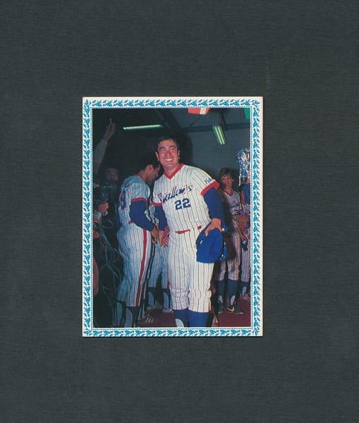 カルビー プロ野球カード 78年版 ヤクルト初優勝