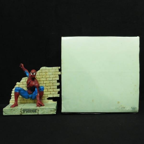 ユニバーサルスタジオアイランド スパイダーマン / 置物