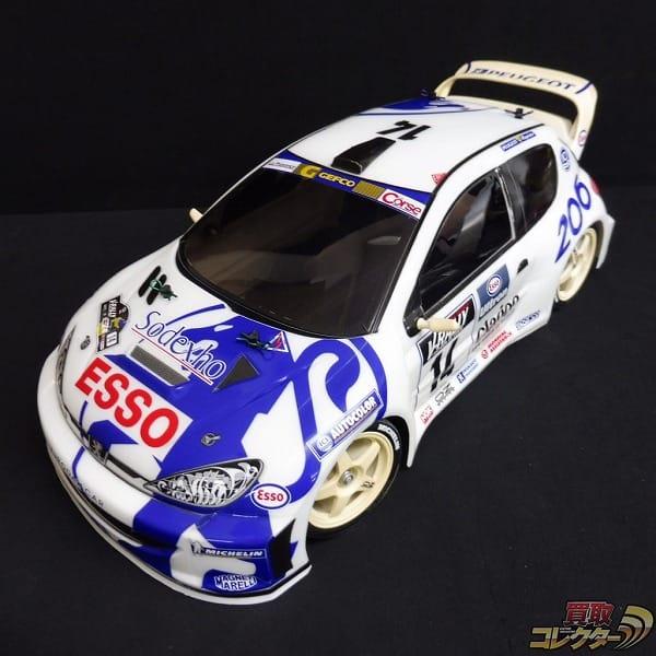 タミヤ プジョー 260 WRC モーター サーボ等なし / ラジコン RC