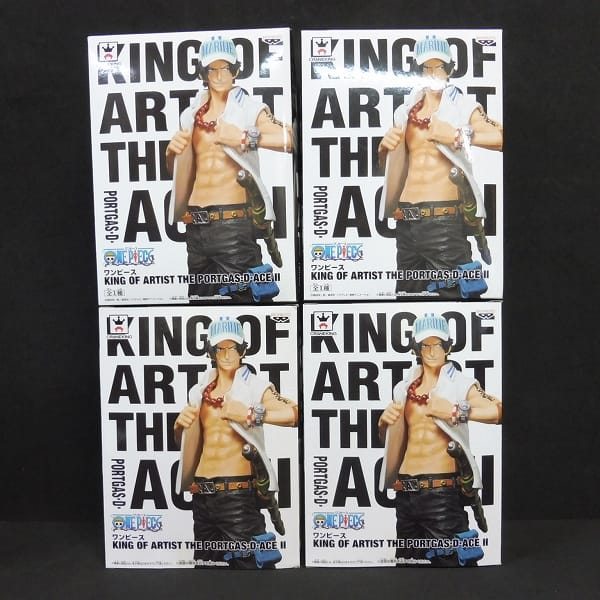KING OF ARTIST THE ポートガス D エース Ⅱ