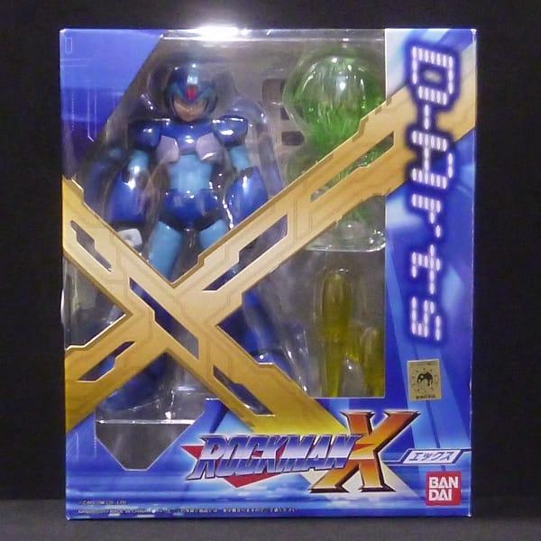D-Arts ロックマンX エックス フィギュア / ROCKMAN