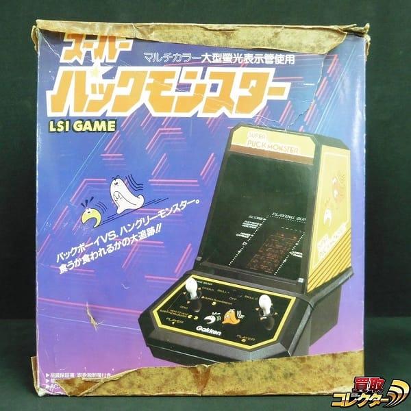 学研 スーパーパックモンスター LSI ゲーム / パックマン
