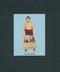 カルビー 大相撲 カード 7 魁傑将晃 1973年版 / 花籠部屋