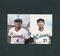 カルビー プロ野球 カード 73年 117 基満男 121 東尾修