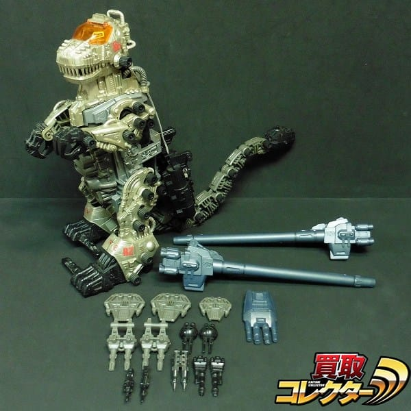 ZOIDS 組済 ゴジュラス 恐竜型 RZ-001 / ゾイド パーツ