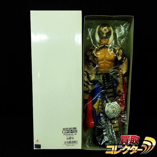 キャラプロ 初代タイガーマスク アクションドール WWF