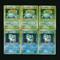 ポケモンカード 初期 第1弾 収録 フシギバナ 3枚 カメックス 3枚 旧裏