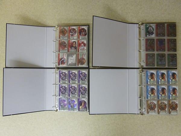 仮面ライダー 電王 カードダス カード 大量 + バインダー 4冊_1