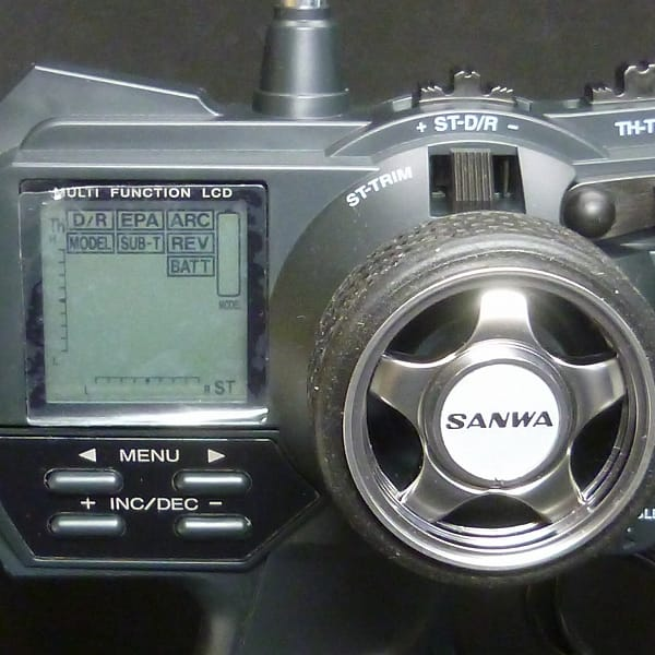 SANWA サンワ プロポ MX-3 27M ノーマル TX-341 RX-311 SX112 x2_3