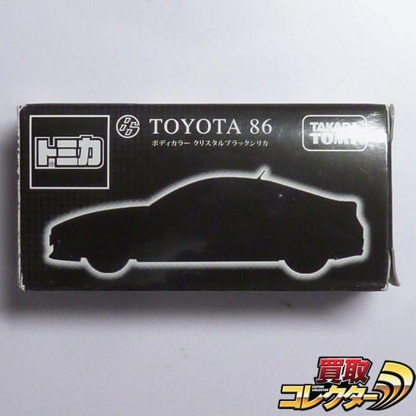 トミカ 非売品 トヨタ 86 クリスタルブラックシリカ_1