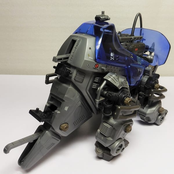1/24 ZOIDS 24ゾイド 組済 R24-4 メガトプロス / 日本製_2