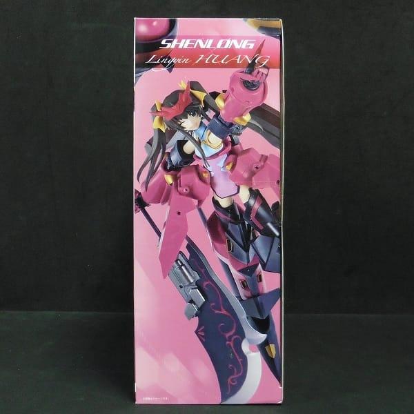 バンダイ AGP IS インフィニットストラトス 甲龍×凰鈴音_3