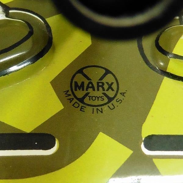 マルクストーイ MARX TOYS ブリキ 戦車 ゼンマイ アメリカ製_3