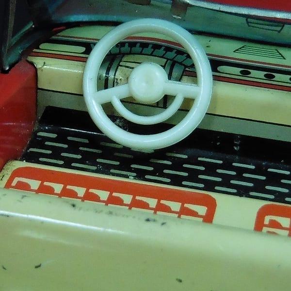 ヨネザワ 1960 フォード コンバーチブル ブリキ フリクション_2