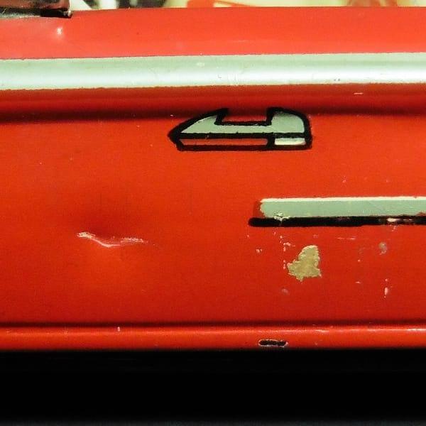 ヨネザワ 1960 フォード コンバーチブル ブリキ フリクション_3