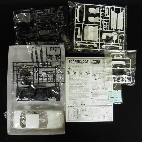 フジミ 1/24 ソアラ カローラレビン スカイライン GTR 他_3