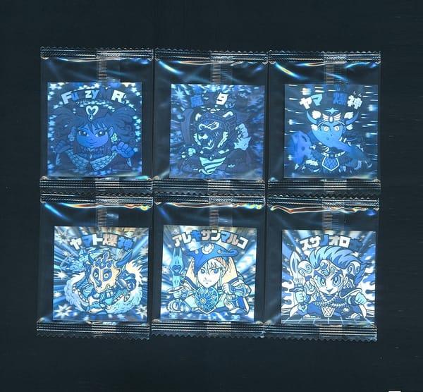 ビックリマン ホロセレクション 2 12種類 コンプ 魔スターP 他_3