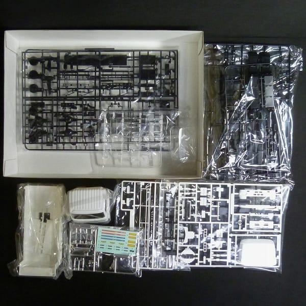 アオシマ 1/32 日野プロフィア ハイルーフ コボレーン装着ダンプ_3