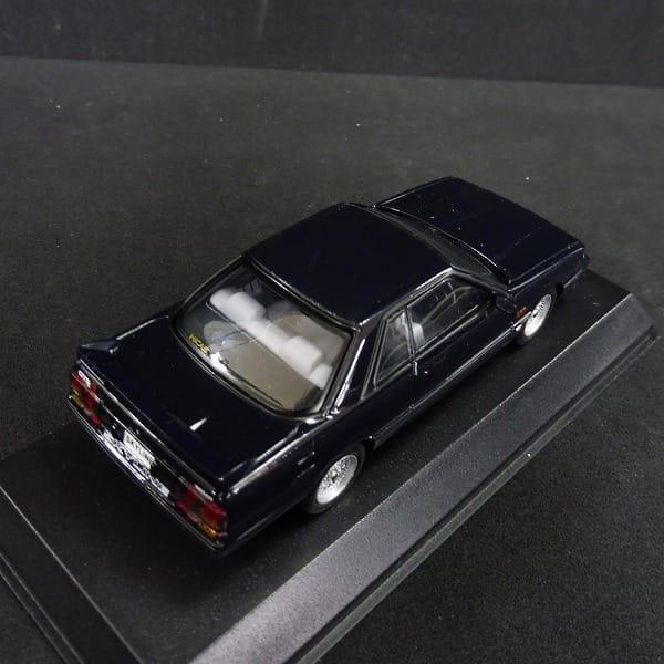 京商 1/43 日産 スカイライン GTS-R(R31) ダークブルー 03707DB_3