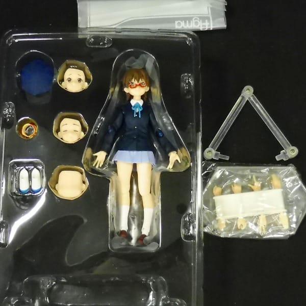 figma けいおん! 真鍋和 平沢唯 琴吹紬 制服ver. / Max Factory_2