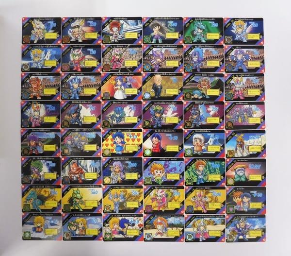 セミ 聖闘士星矢 セイントパラダイス カードダス 7-61