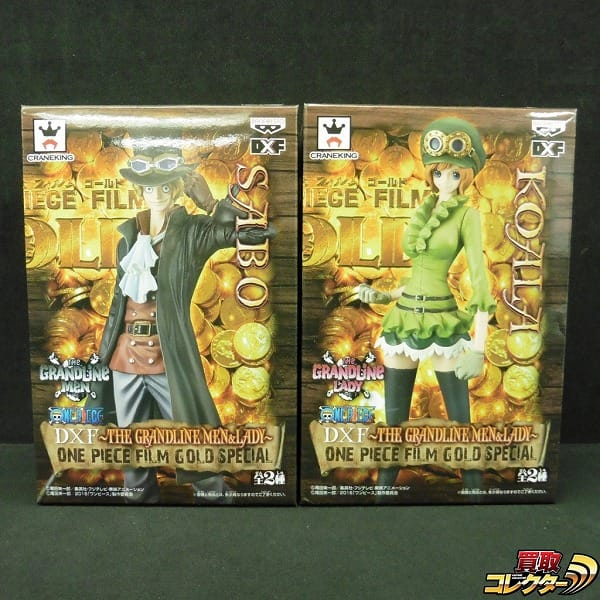 DXF グラメン ONE PIECE FILM GOLD SPECIAL サボ コアラ