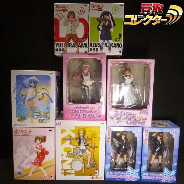 美少女フィギュア まとめ SQ 律 セガ ハルヒ 唯 梓 イカ娘 / DXF