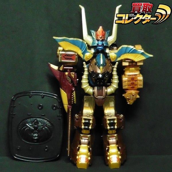バンダイ 百獣戦隊ガオレンジャー DX超合金 百獣合体 ガオゴッド
