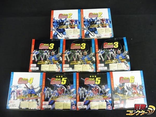 ガンダムコレクション BOX Vol.2 3 4 5 6 / ボックス 機動戦士